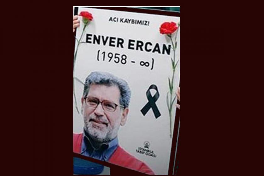 Şair Enver Ercan ölümünün 1. yılında anıldı