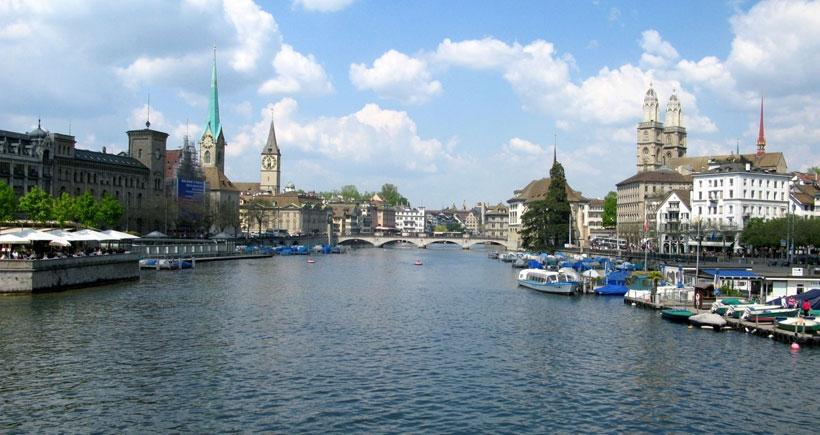 The Economist: Dünyanın en pahalı şehri Zürih
