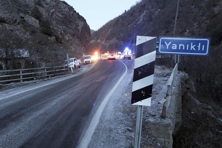 Şavşat'ta ölümlü kazaların yaşandığı köprüde yol tepkisi