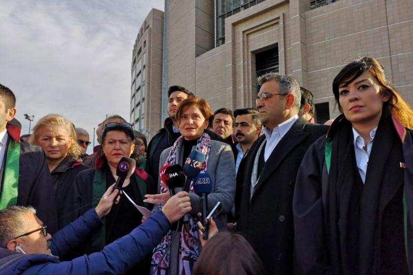 'Kaftancıoğlu'nu yargılamak muhalefete sus demek'