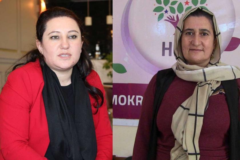 Şırnak'ta kadın siyasetçilere operasyon: Eş başkan adayı gözaltında