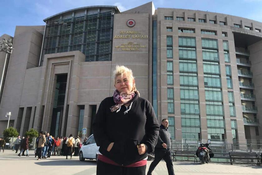 Gazeteci Ayşe Düzkan tahliye oldu