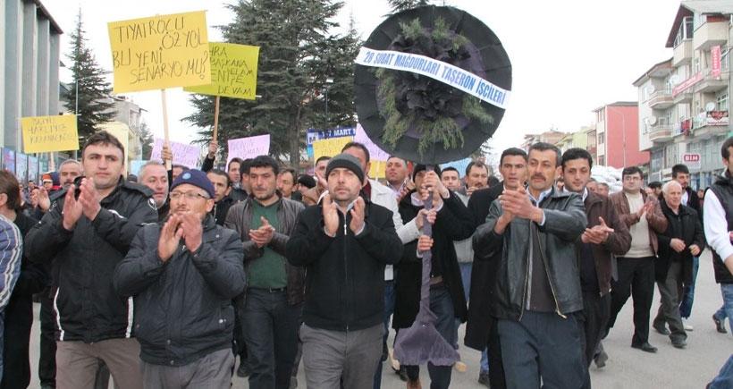 CHP'li belediye 85 taşeron işçisini işten çıkardı