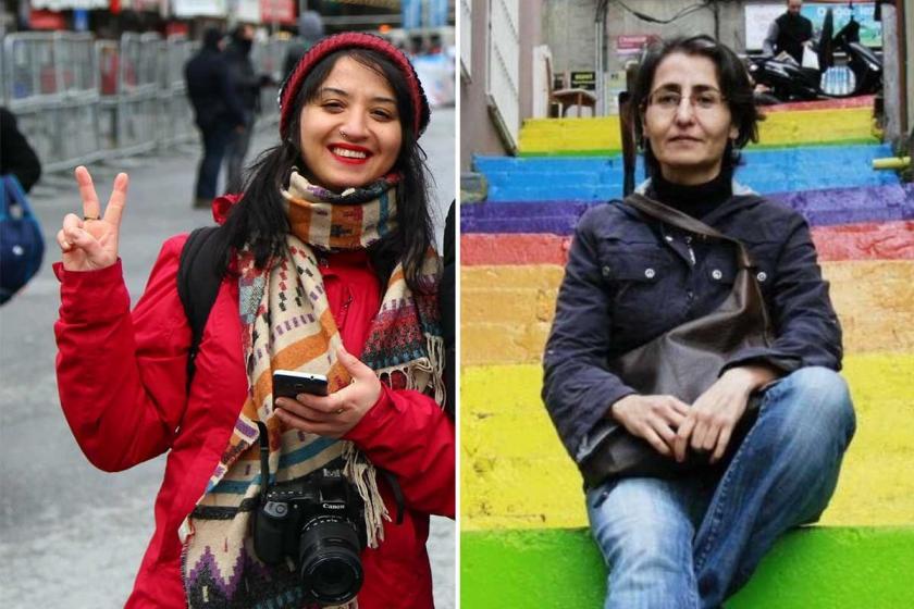Gazeteciler Semiha Şahin ve Pınar Gayıp'ın yargılandığı dava ertelendi