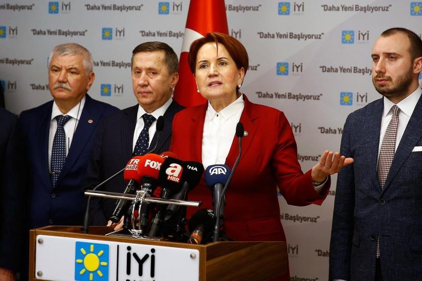 Meral Akşener: Iğdır'ı HDP'ye teslim etmemek için aday göstermiyoruz
