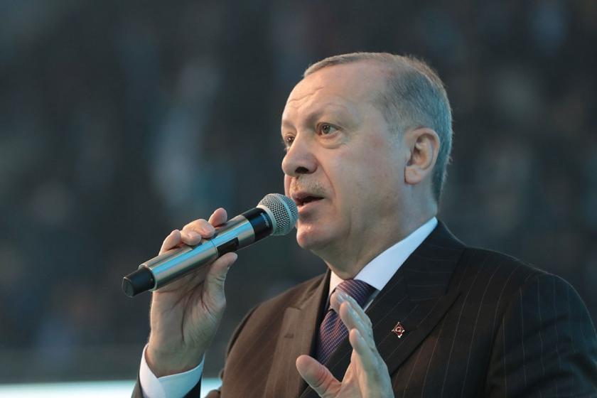 Erdoğan: İş Bankası Allah'ın izniyle Hazine'nin malı olacaktır