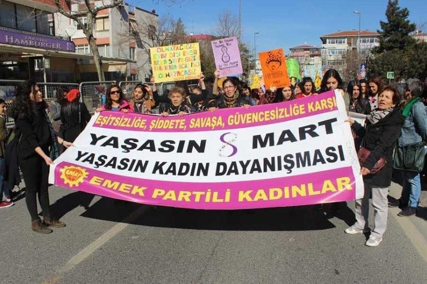 EMEP, 8 Mart'a kadar işçi emekçi kadın buluşmaları gerçekleştirecek