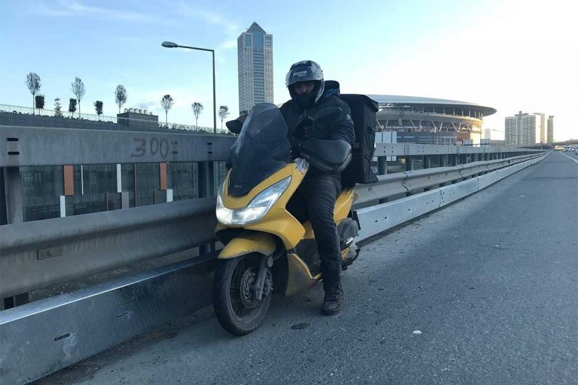 İstanbul'da 'motorcu dostu' bariyerlerin kurulumuna başlandı