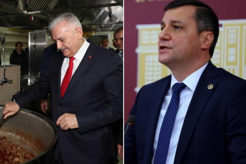 """""""AKP'nin otel parasını TBMM mi ödedi"""" tartışması"""