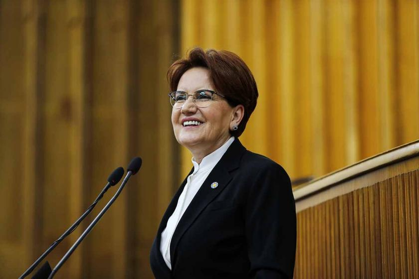 0c25f2602b032 İYİ Parti Genel Başkanı Meral Akşener: Menemen zengin yemeği oldu ...