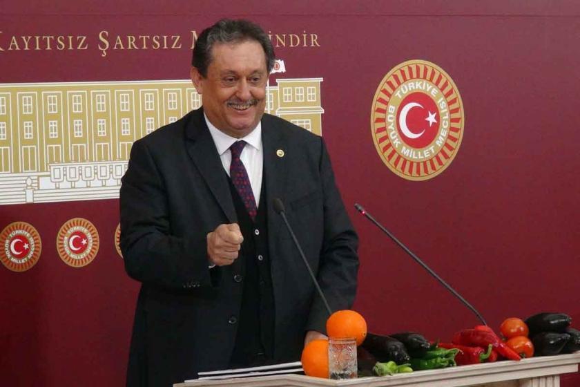 CHP'li Özer: Baskı yaparak sebze-meyve fiyatlarını düşüremezsiniz