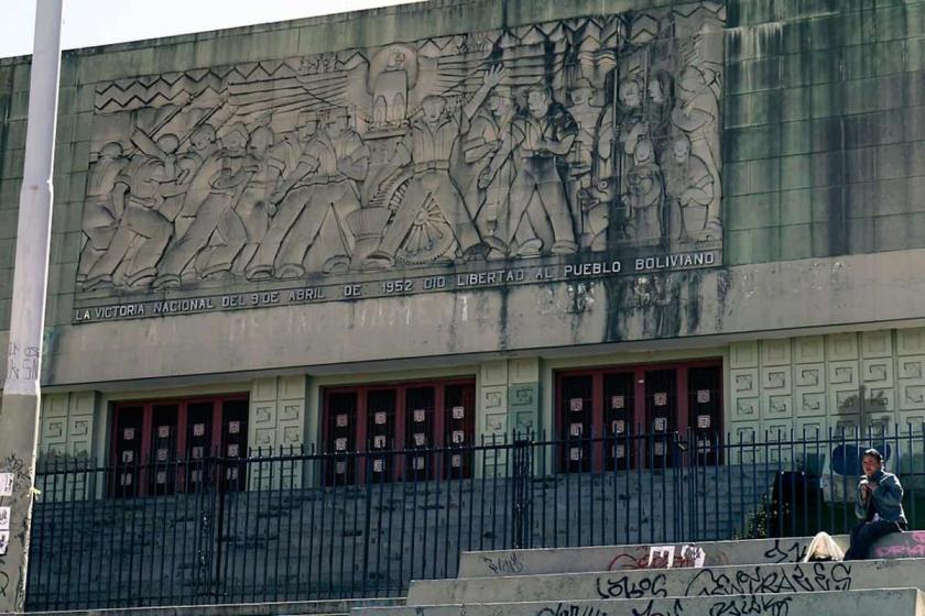 1964-1971 Bolivya darbeleri: 1952 devrimine ABD hançeri
