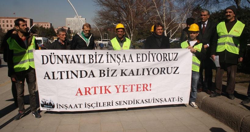 AKP'li Ensarioğlu'nun inşaatında işçilerin parası ödenmiyor