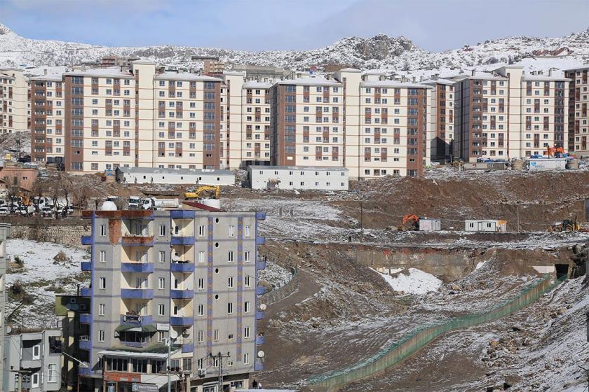 HDP'li Nuran İmir'den TOKİ uyarısı: Çökmesi durumunda felaket olur