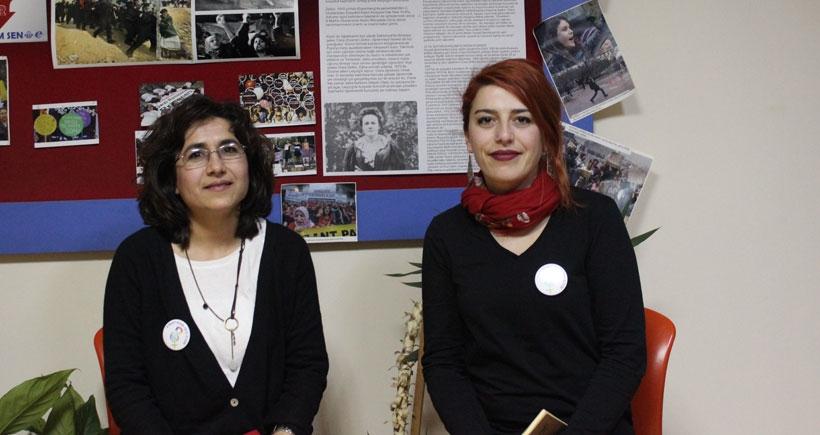 Ankaralı kadınlar sokaklara çıkıyor