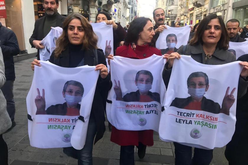 TMMOB İstanbul Kadın Koordinasyonundan açlık grevi açıklaması