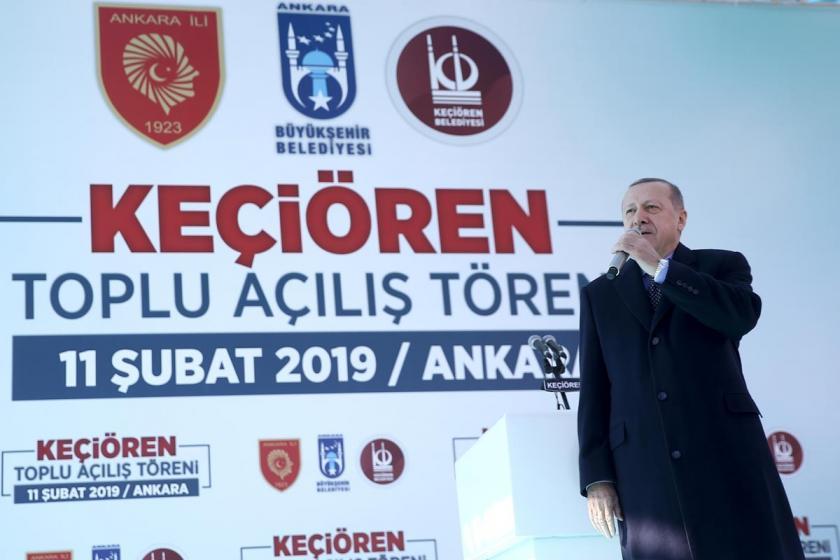 Erdoğan: Temizlik malzemelerinde de tanzim satışa gideceğiz