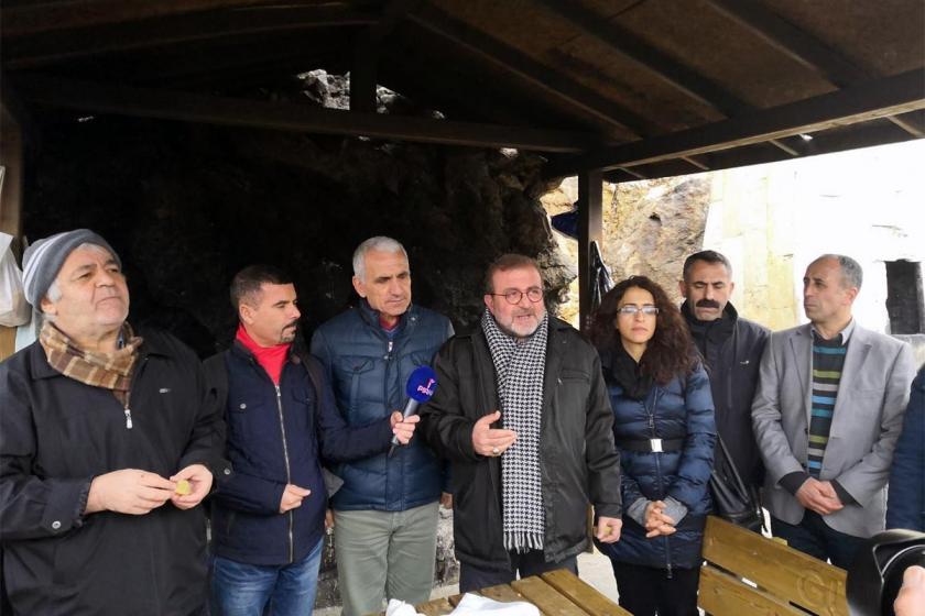 Dersim'de Devrimci Güç Birliği seçim çalışmalarına başladı