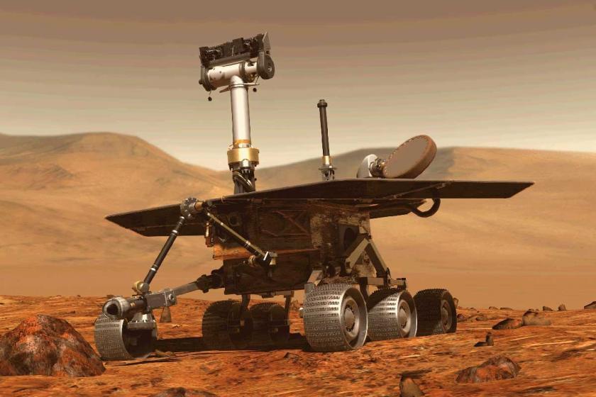 NASA, Mars keşif aracı Opportunity'ye veda etti