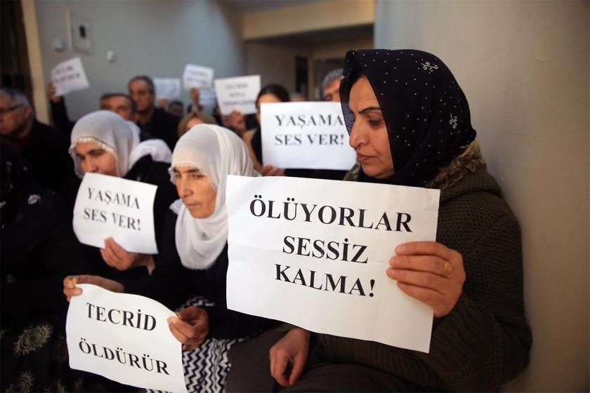 Kitle örgütleri ve siyasi partilerden ortak açlık grevi açıklaması