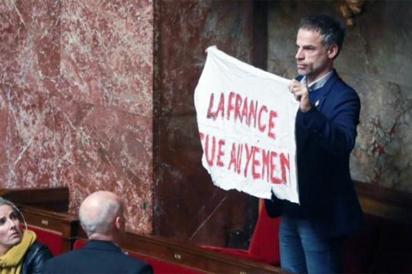 Fransa yapımı silahları araştıran gazetecilere soruşturma