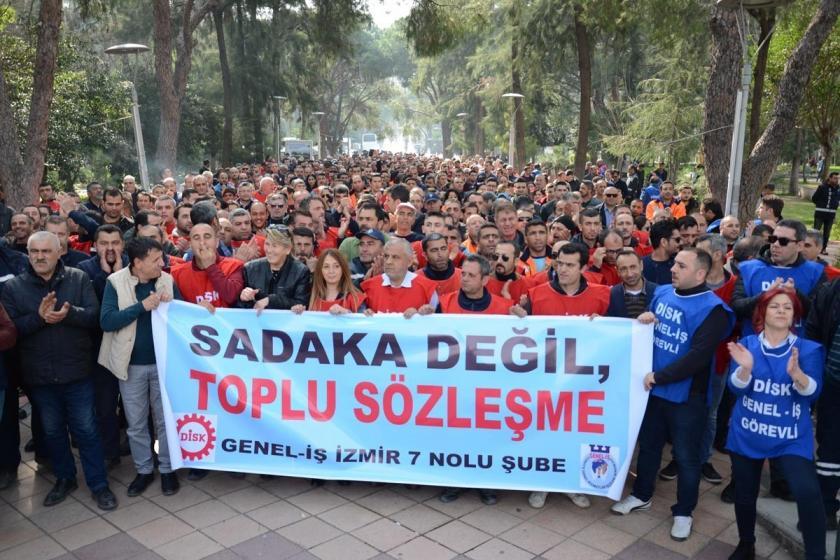 Genel-İş İzmir 7 No'lu Şube kongreye hazırlanıyor