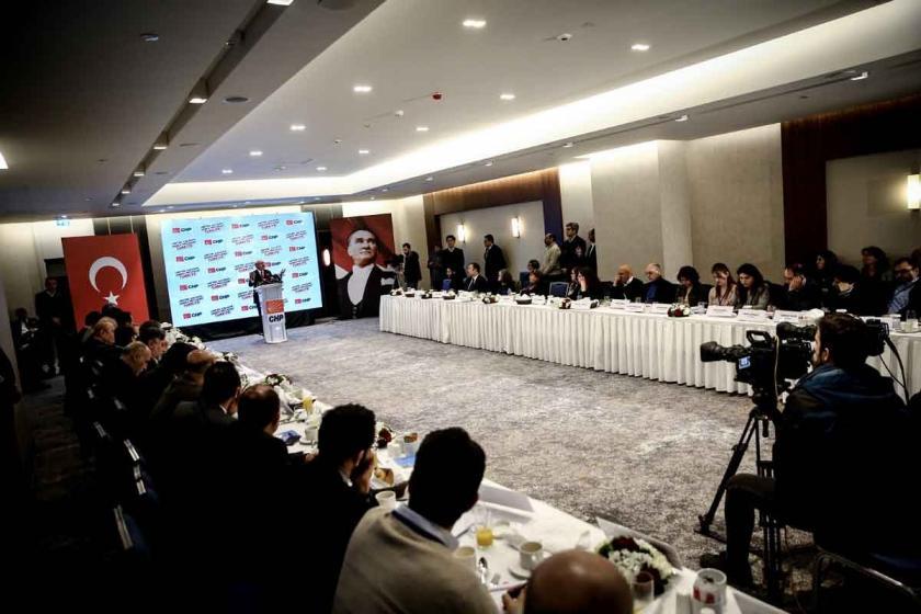 CHP Ekonomi Masası: Rant ekonomisi ve tek parti rejimiyle kriz aşılmaz