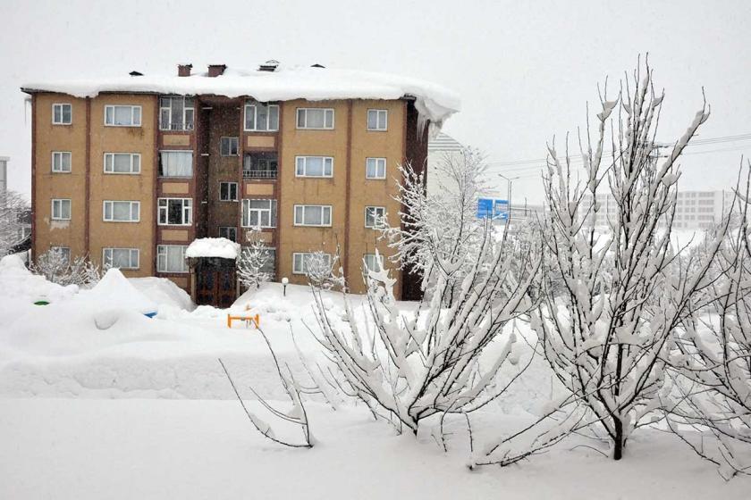Kar yağışı nedeniyle eğitime ara verilen iller (4 Mart)