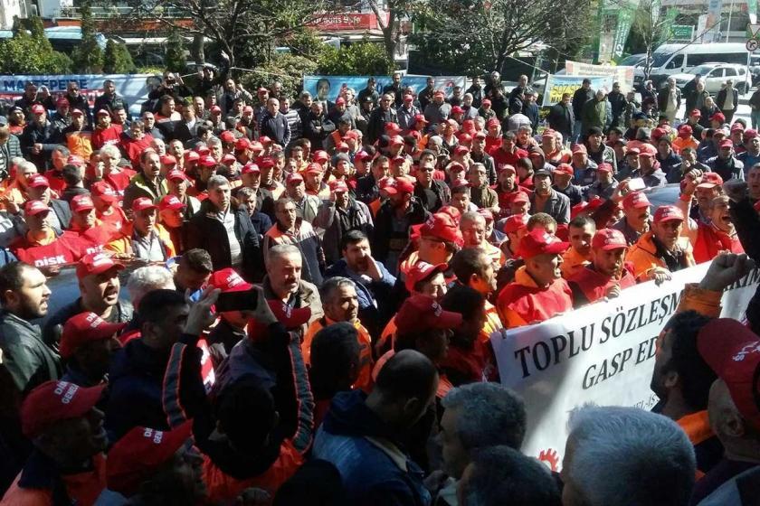 Maltepe Belediyesi'nde uygulanmayan TİS krizi: İşçiler iş bırakmaya hazırlanıyor