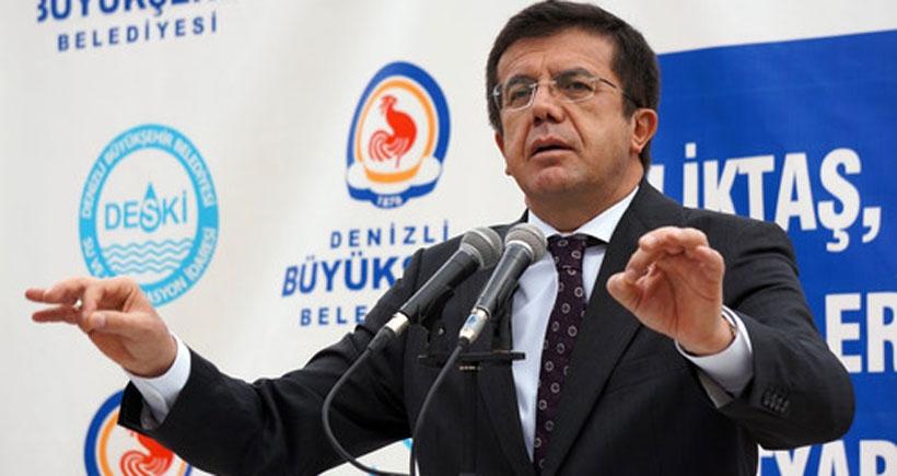 HDP Bakan Zeybekçi hakkında gensoru istedi