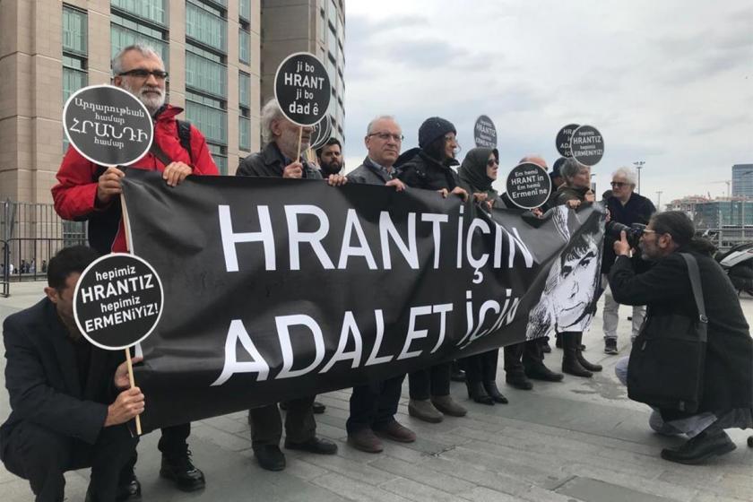 Hrant Dink davasında 2 kişinin tahliyesine yapılan itiraz kabul edildi