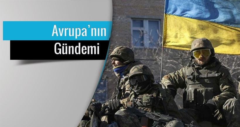 Avrupa'nın Ukrayna'ya yönelik şok stratejisi