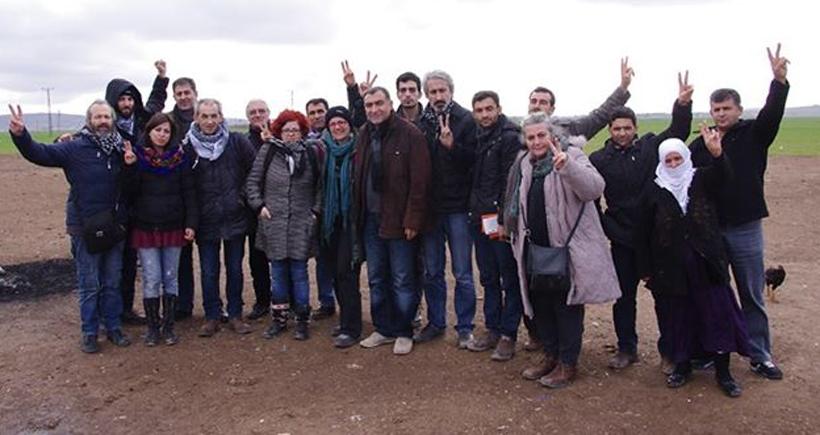 Kobane'den Yunanistan'a  Kavganın ilham veren ışıltısı