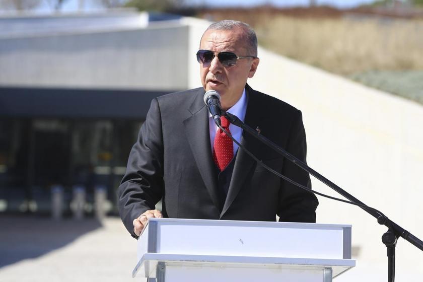 Erdoğan'dan Çanakkale Savaşı'nın yıl dönümünde Suriye vurgusu