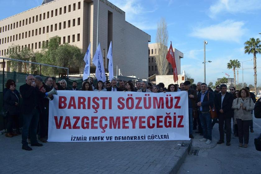 Barış Akademisyenlerinden operasyona karşı barış çağrıları geliyor