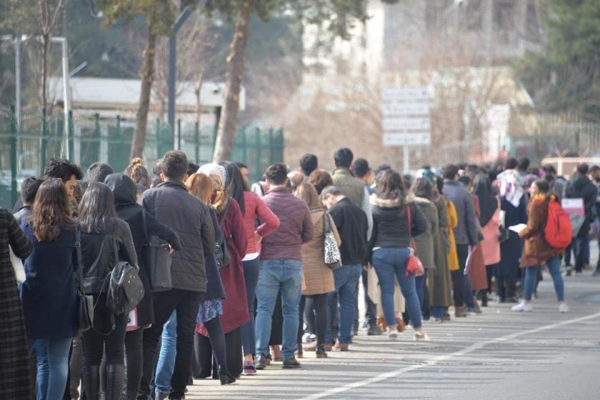 İşsizlik oranı zirveyi korudu: Yüzde 14,7