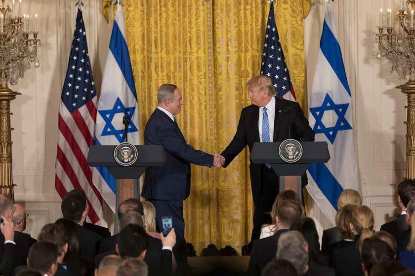 Trump'ın Golan Tepeleri açıklamasına tepkiler