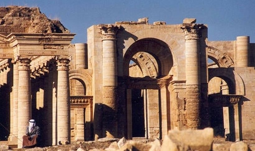 IŞİD, Hatra antik kentini de yok etti