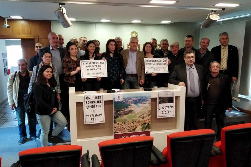 Denizli'de yerel seçim adaylarına 'Ekolojik yerel yönetim' çağrısı