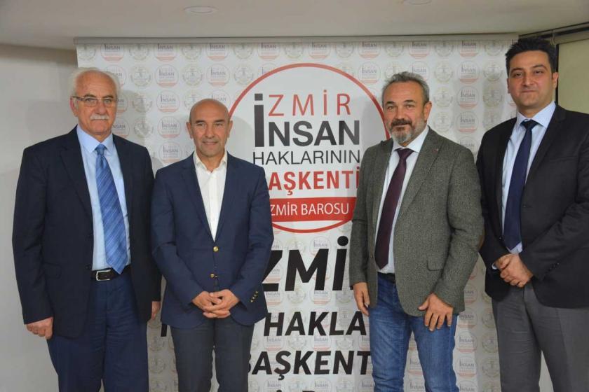 Soyer, İzmir İnsan Hakları Başkenti vizyon belgesini imzaladı