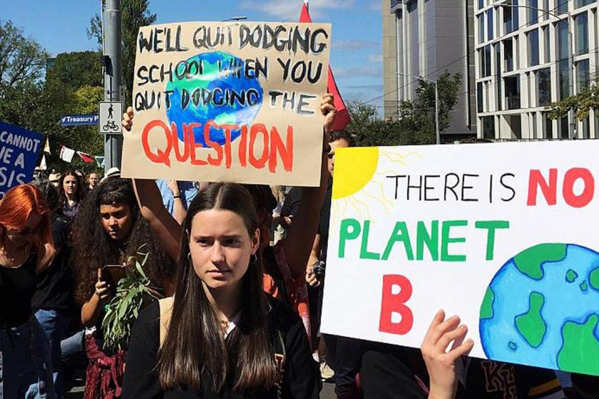 İrlanda iklim değişikliğine karşı olağanüstü hal ilan etti