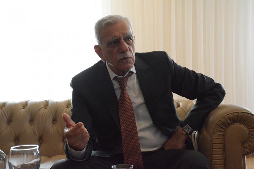 HDP Mardin Eş Başkan Adayı Ahmet Türk: Kayyım rövanşı için adayım