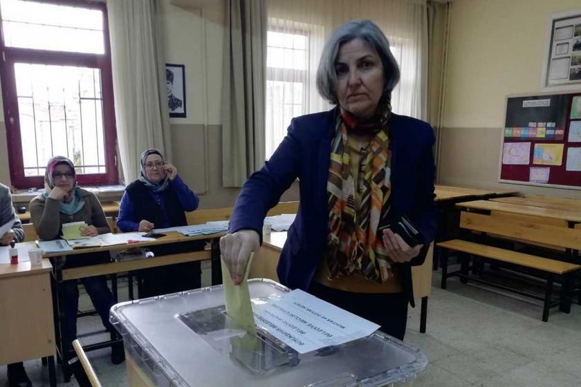 EMEP Genel Başkanı Selma Gürkan: Sorun baraj çıtası değil, tek adam rejiminin kendisi