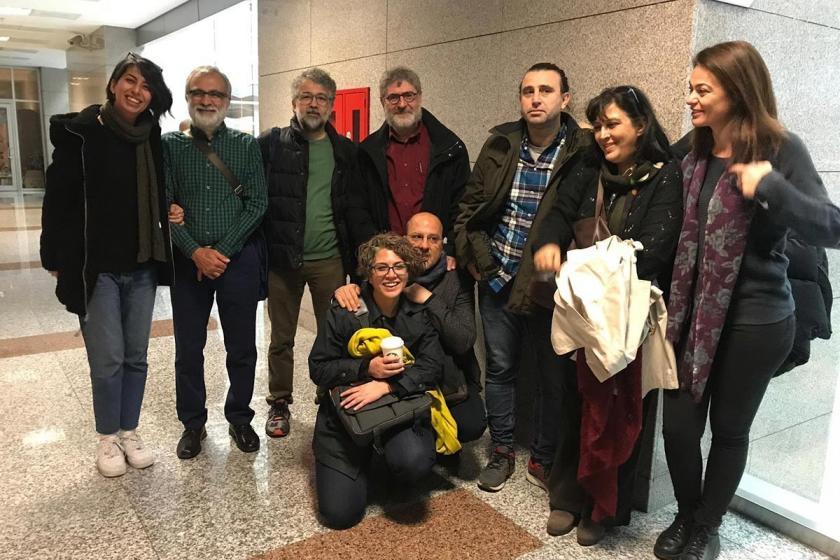 Jail terms rain down in the Özgür Gündem newspaper acting editor-in-chief trial