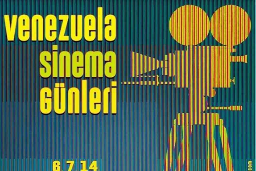 Venezuela Sinema Günleri, 6 Nisan'da başlıyor