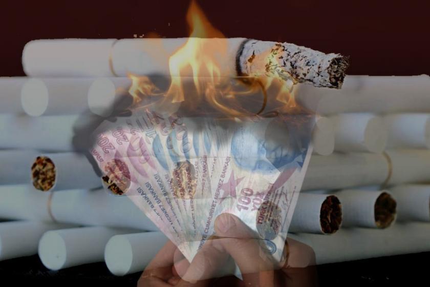 Sigaraya zam yapıldı | 11 liralık bir paket sigaranın 9,5 lirası vergi