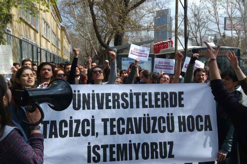 Ankara Üniversitesi öğrencileri: Sessizlik içinde boğulmayacağız