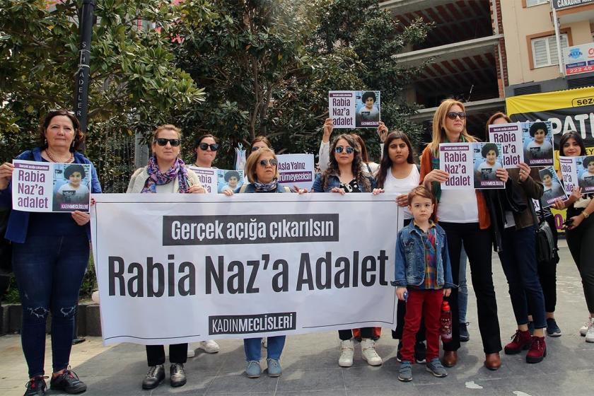 Rabia Naz'ın ölümüyle ilgili HSK Başkanvekilinden açıklama