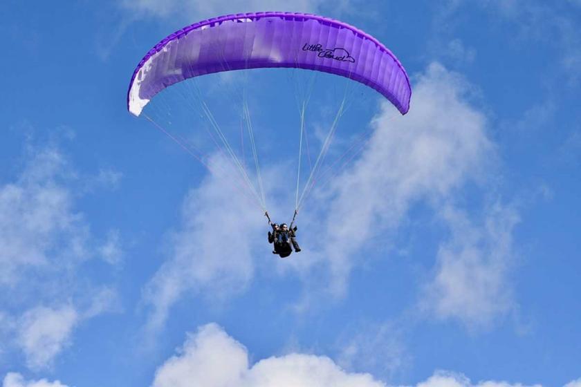 Fethiye'de paraşüt kazası: 2 kişi yaşamını yitirdi