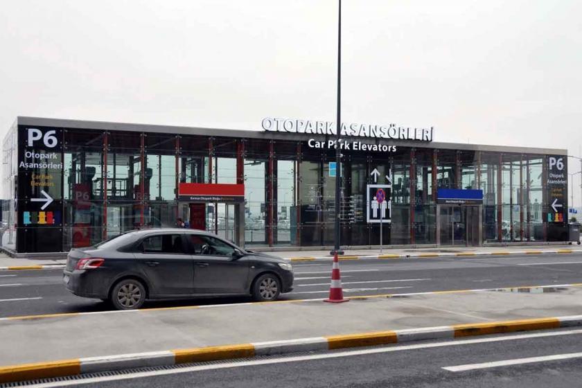 İstanbul Havalimanı'nda ücretsiz otopark hizmeti sona erdi